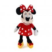 Pelúcia com Sons 33 Cm Disney Minnie Mouse Vestido Vermelho Multikids