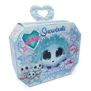 Pelucia Surpresa Fur Balls Pets Adotados Especial Amigos da Neve 8460-6 Fun
