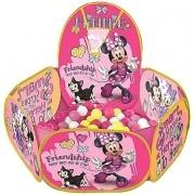 Piscina de Bolinha com Cesto Minnie PBC19MN Zippy Toys
