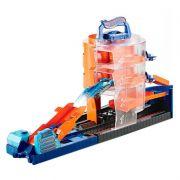 Pista Hot Wheels Super Giro na Loja de Carros FNB15-944D Mattel