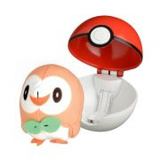 Pokémon POP Pokebola 11 Cm Pop Action Rowlet 4853 DTC