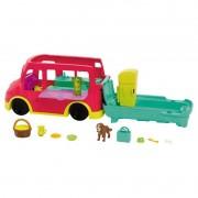 Polly Pocket Food Truck 2 em 1 GDM20 Mattel
