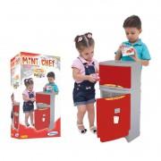 Refrigerador Infantil Duplex Mini Chef 4298 Xalingo
