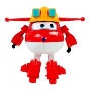 Super Wings Change em Up Jett Construtor 84913 Fun Divirta-se