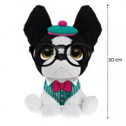 Trendy Dog Pelúcia Perfumada 20 cm Louis G 8006-5 Fun Divirta-se
