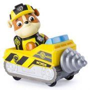 Veículo com Figura Patrulha Canina SeaPatrol Rubble Mini Miner 1364 Sunny