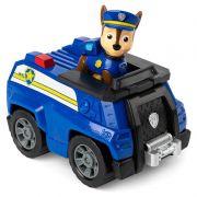 Veículo Patrulha Canina e Boneco Chase Patrol Cruiser 1389 Sunny