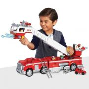 Veiculo Patrulha Canina Ultimate Fire Truck Bombeiros 1387 Sunny