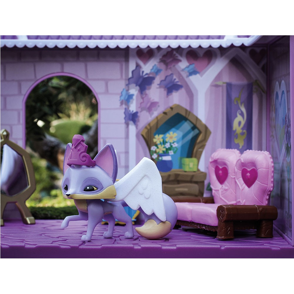 Animal Jam Playset Princess Castle Den 81135 Fun Divirta-se