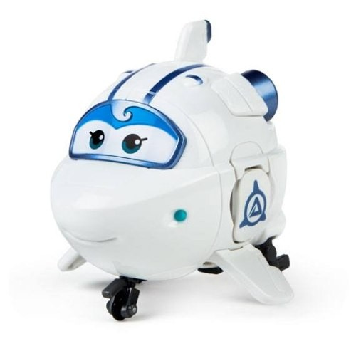 Avião Super Wings Astra Change em Up 80064 Intek