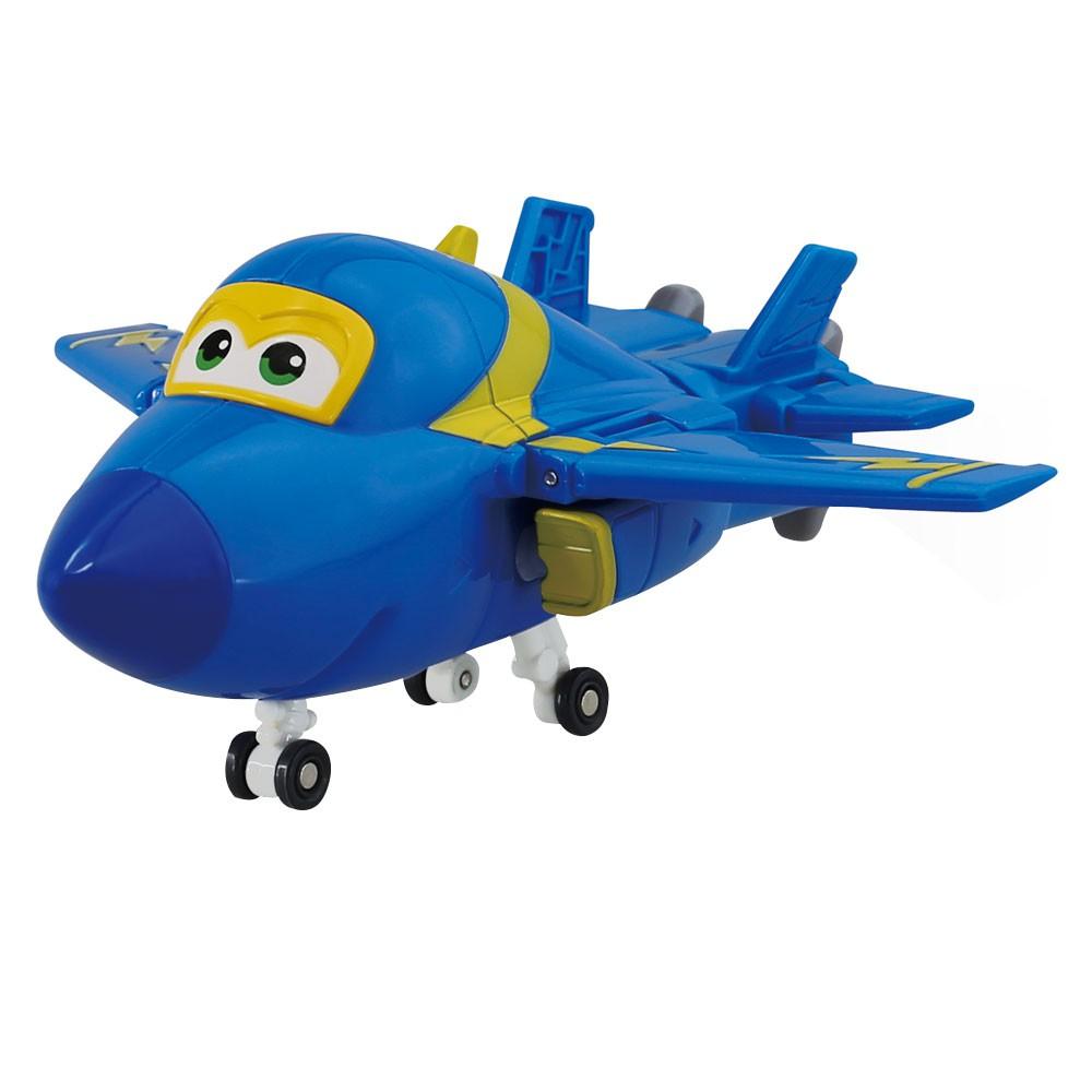 Avião Super Wings Jerome Change em Up 80064 Intek