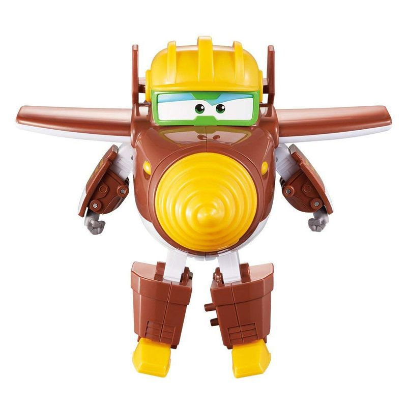 Avião Super Wings Todd Change em Up 80064 Intek