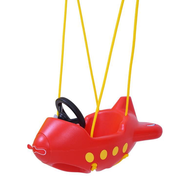 Balanço Avião Vermelho Ref. 0934.3 Xalingo