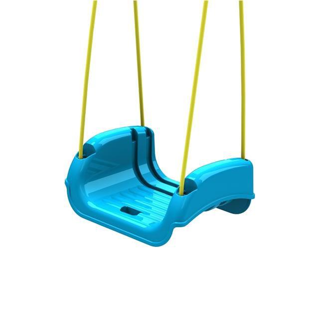 Balanço Infantil com Encosto Regulável Leãozinho Fisher Price 2501.0 Xalingo