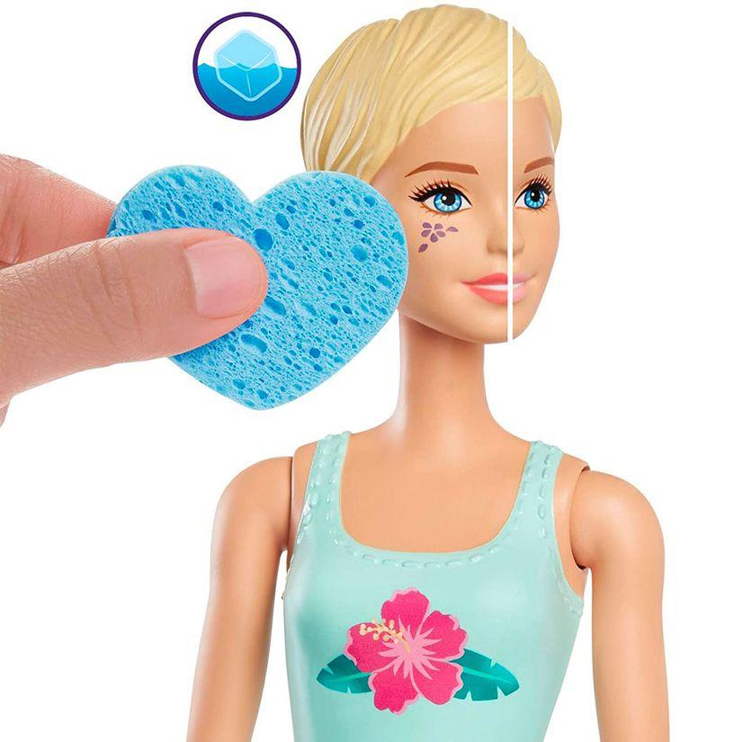 Barbie Color Reveal Chuva Estilo Surpresa Série Natureza GTP90 Mattel