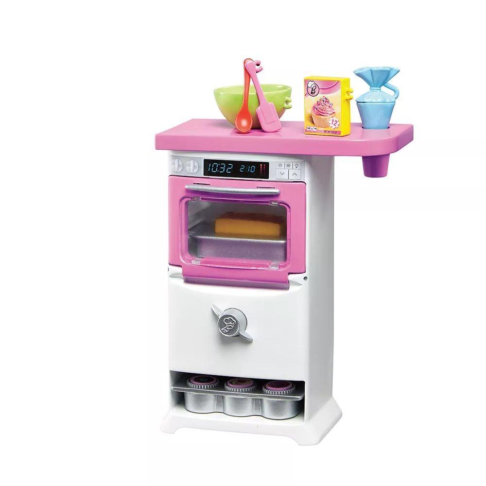 Barbie Cozinhando e Criando Chef de Bolinhos FHP57