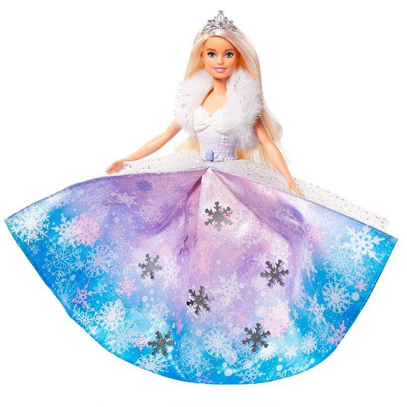 Barbie Dreamtopia Princesa Vestido Mágico GKH26 Mattel