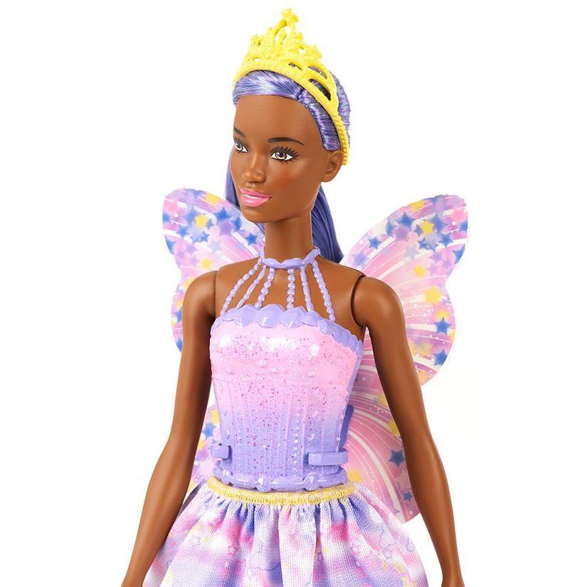 Barbie Fada Dreamtopia Cabelo Lilás FXT00 Mattel