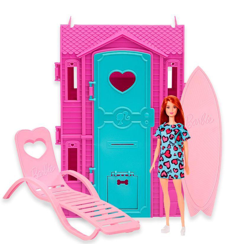 Barbie Studio de Surf Fun Divirta-se
