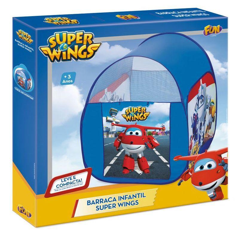 Barraca Infantil 80 Cm Super Wings 84268 Fun