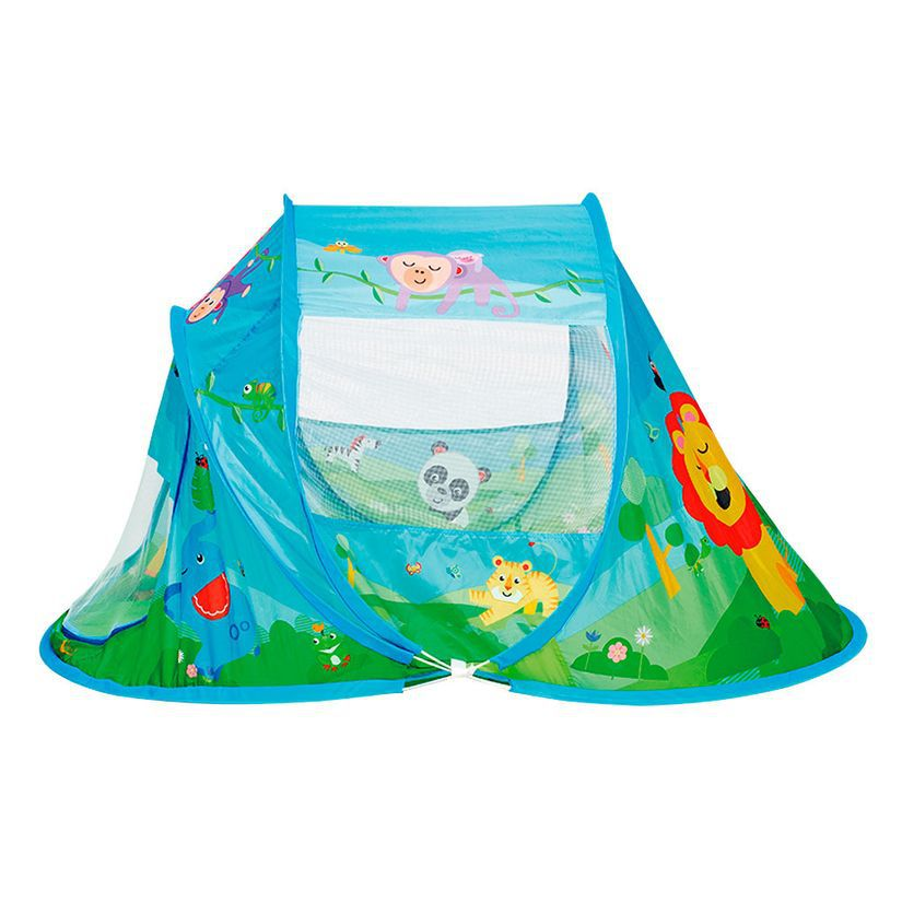 Barraca Infantil Fisher-Price Bichinhos da Selva Fun Divirta-se
