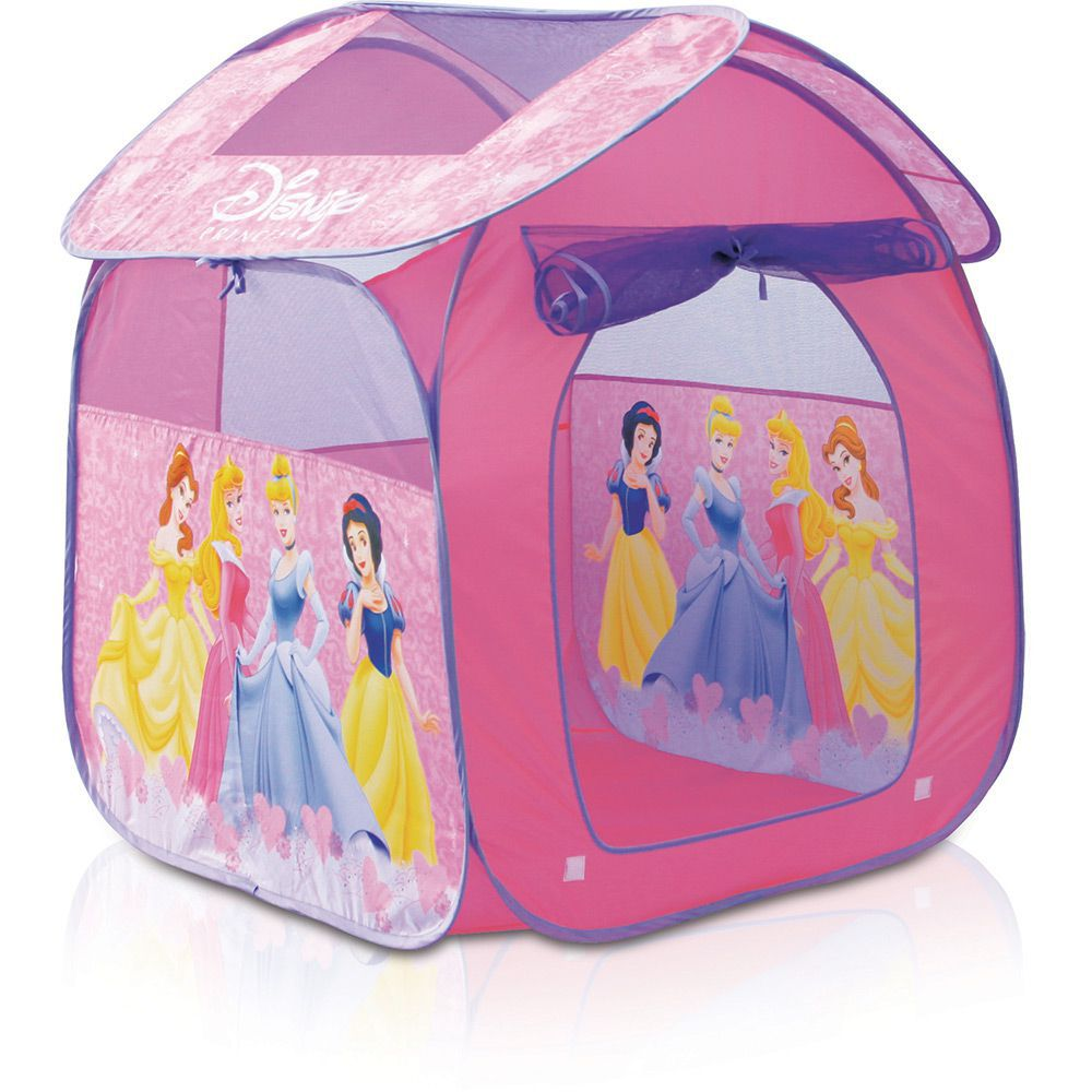 Barraca Portátil Disney Casa Princesas GF001A Zippy Toys
