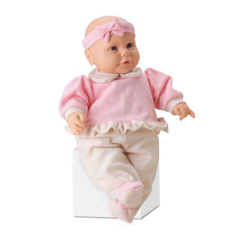 Boneca Bebê Sensor Doll Repete Fala Roma Ref. 5201