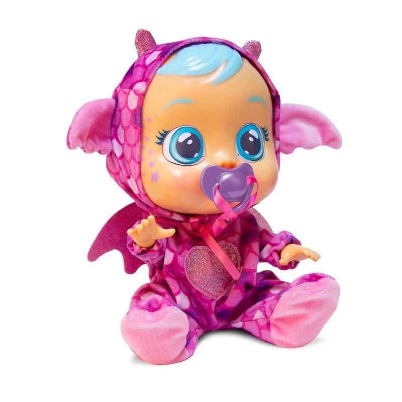 Boneca Cry Babies Bruny Sons e Lagrimas Multikids BR1179