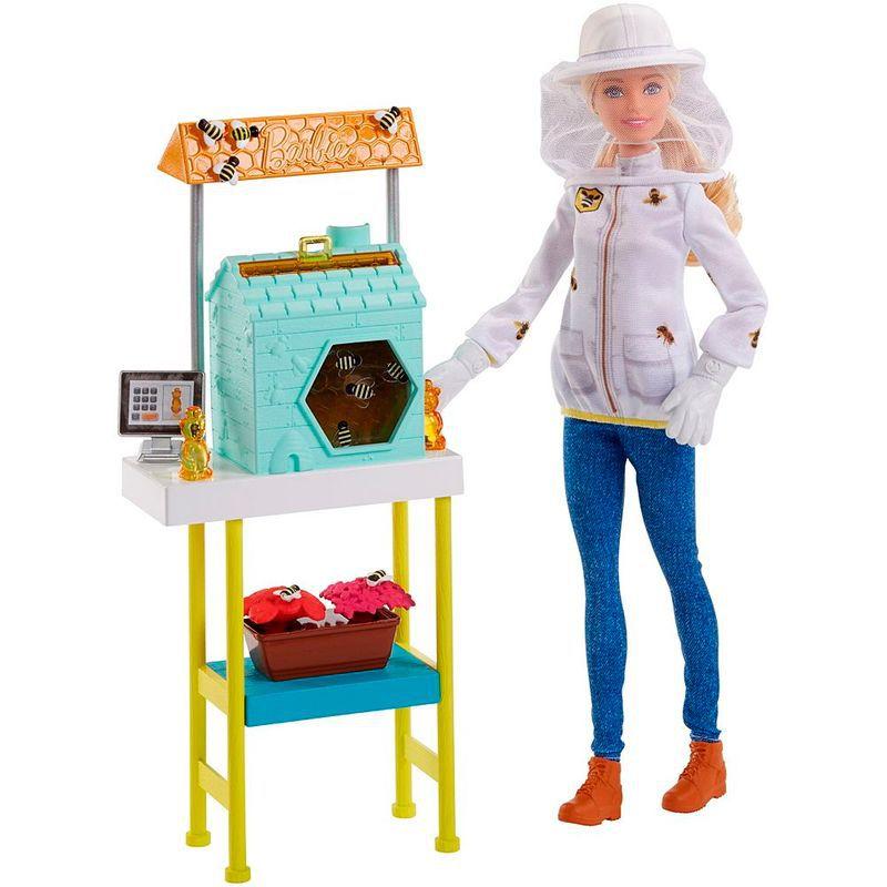 Boneca e Playset Barbie Profissões Barbie Apicultora DHB63 Mattel
