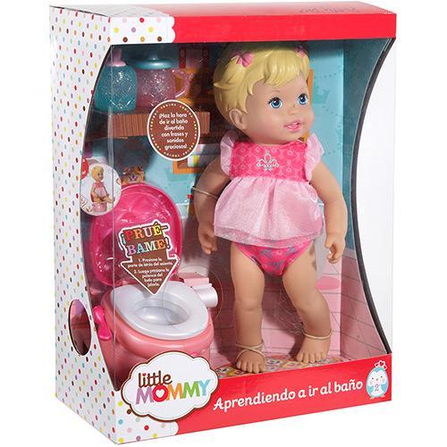 Boneca Little Mommy Peniquinho Mattel Ref. X1519