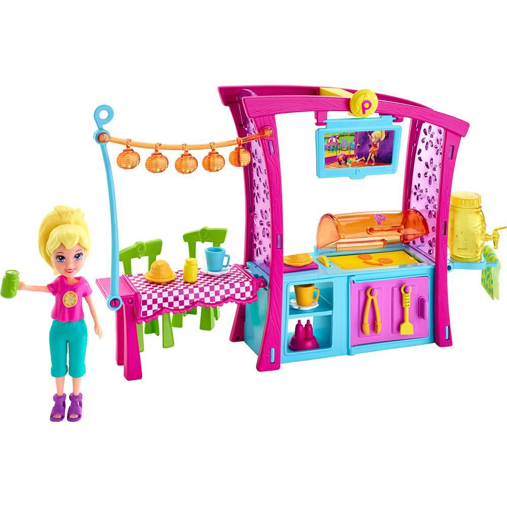 Boneca Polly Churrasco Divertido DNB53 Mattel