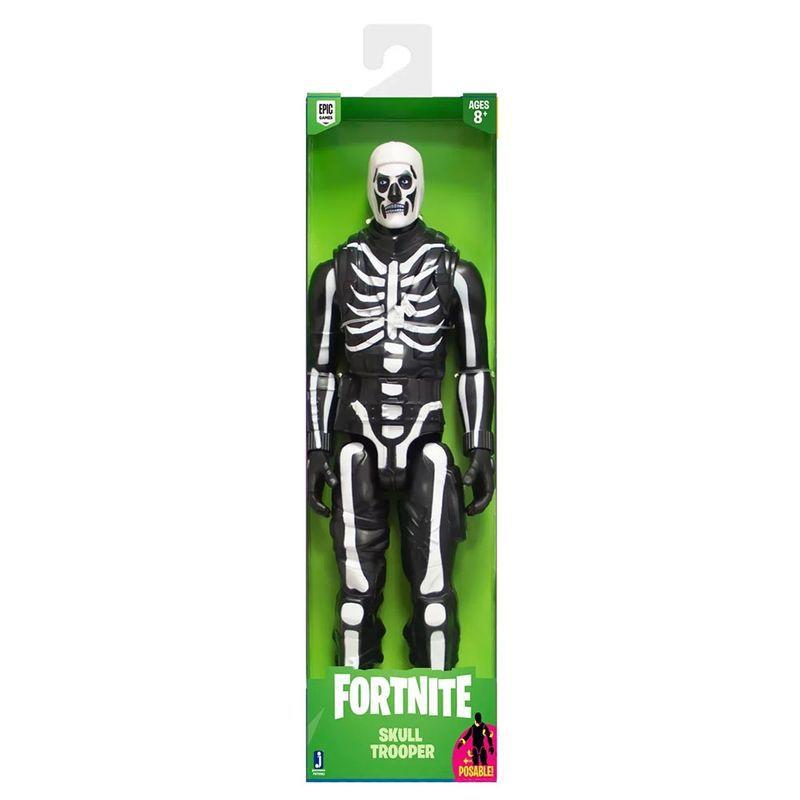 Boneco de Ação 30 cm Skull Trooper Série Vítoria Fortnite 2069 Sunny