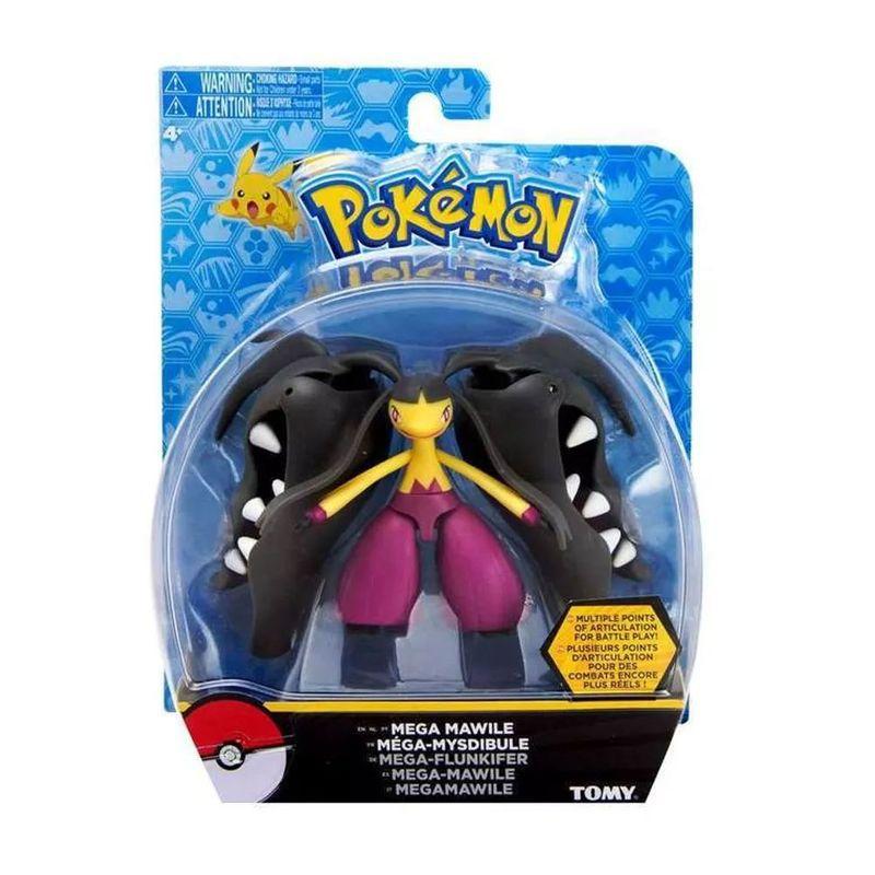 Boneco de Ação Pokémon 15 Cm Mega Mawile 1960 Sunny