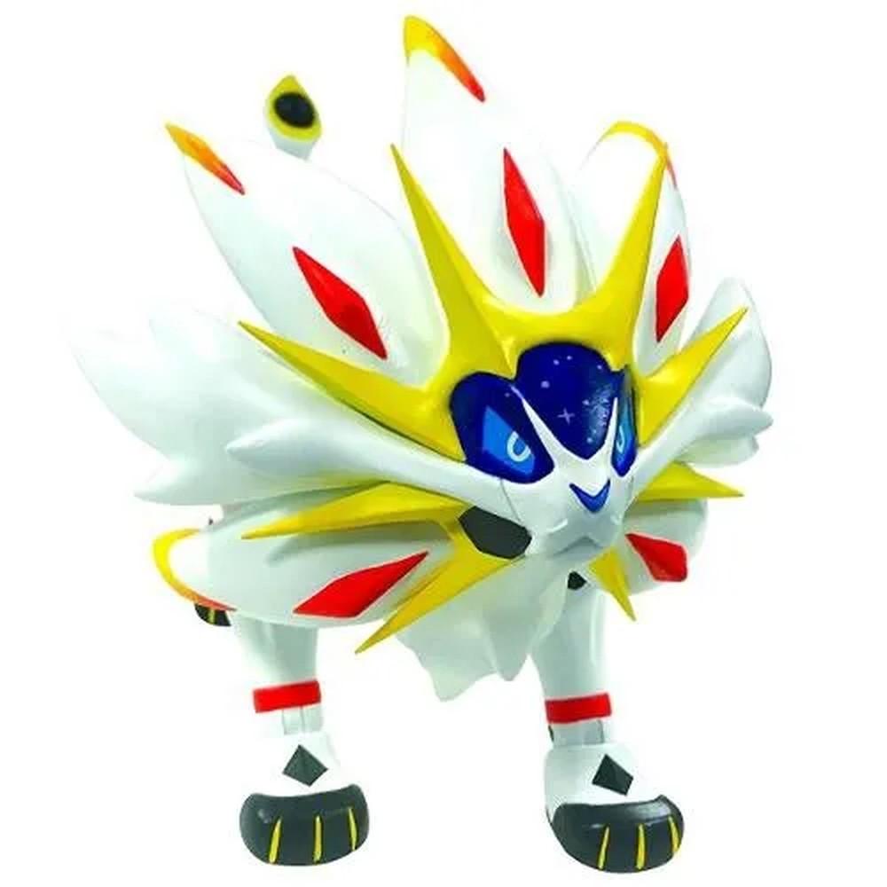 Boneco Pokemon Legendary Solgaleo 1968 Sunny
