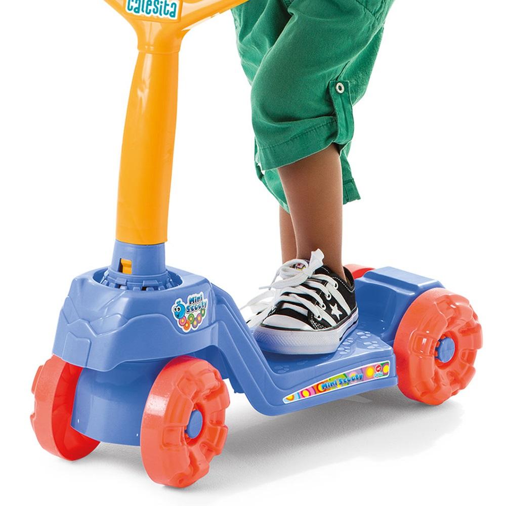 Brinquedo Mini Scooty Reclinável 0916 Calesita