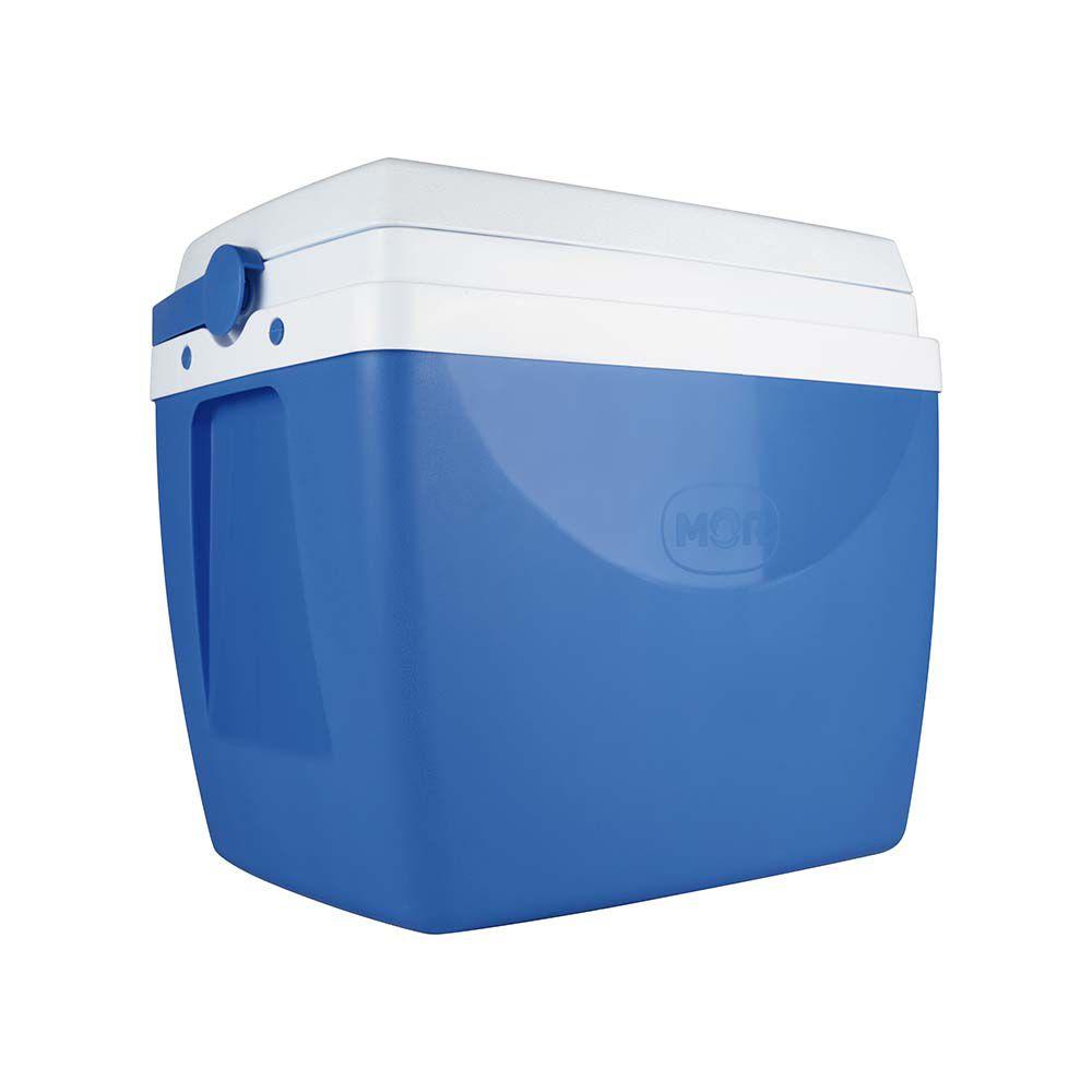 Caixa Térmica 34 Litros Azul Ref. 25108161 MOR