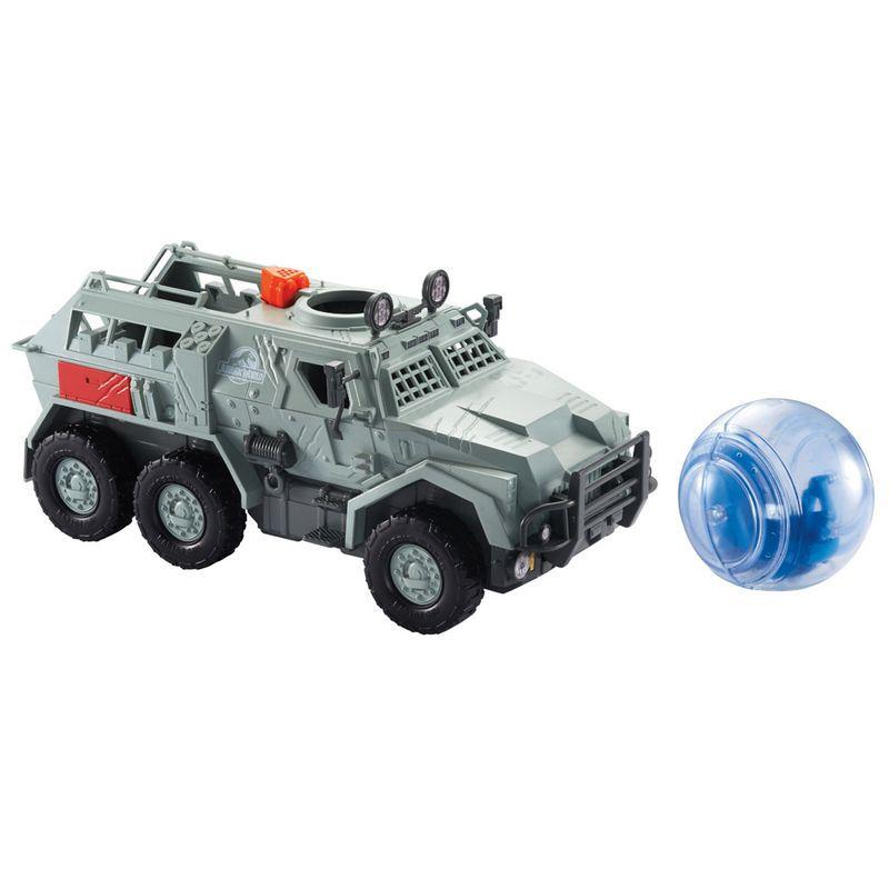Carrinho Jurassic World 2 Super Off Road FMY86 Mattel