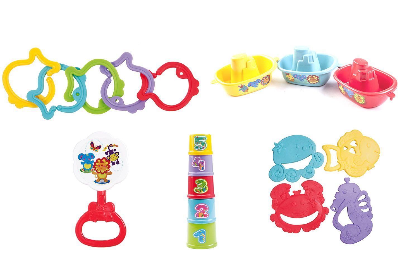 Conjunto Divertido 11 Peças 101.040 Milla Baby