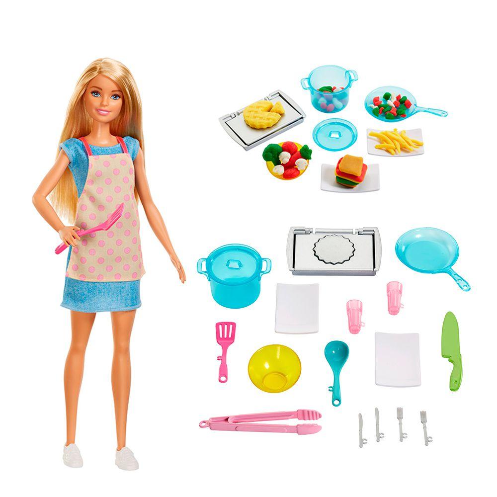 Cozinha de Luxo Barbie FRH73 Mattel