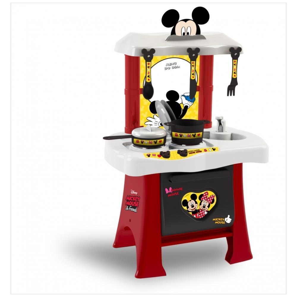 Cozinha Infantil Mickey Disney 19354 Xalingo