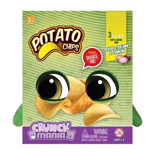 Crunch Mania Yummy 80080 Fun Divirta-se