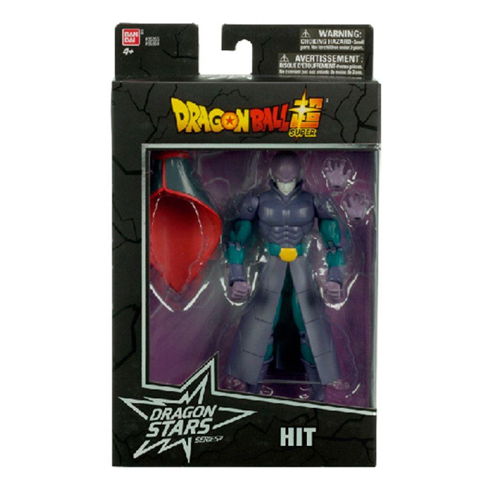 Dragon Ball Super Boneco Articulado Colecionável Hit 35855M FUN