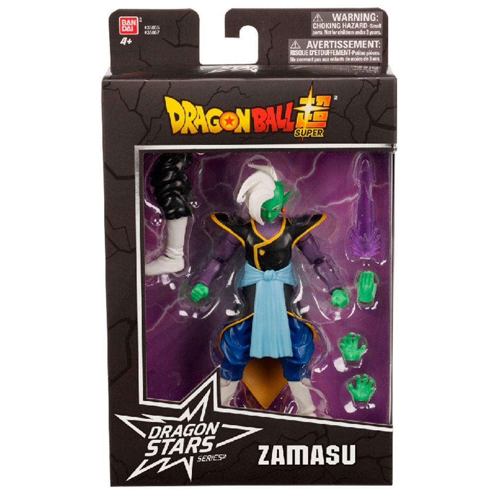 Dragon Ball Super Boneco Articulado Colecionável Zamasu 35855N FUN