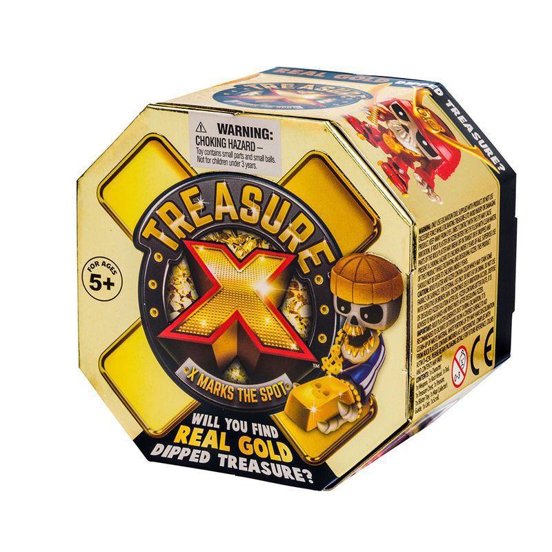 Escava Prêmio Treasure X Moose Z Personagens Sortidos 5065 DTC