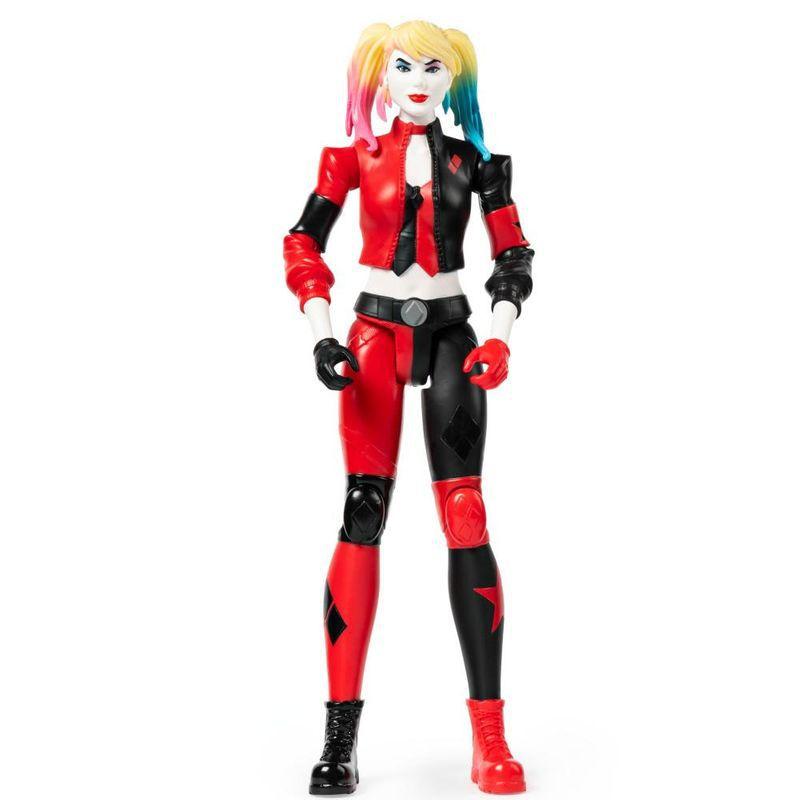 Figura Articulada - 27 Cm - DC Comics  Harley Quinn 2180 Sunny