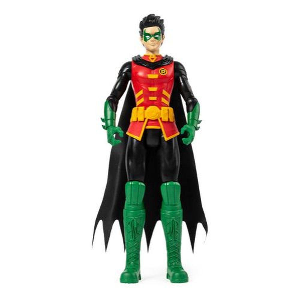 Figura Articulada - 27 Cm - DC Comics Robin 2180 Sunny