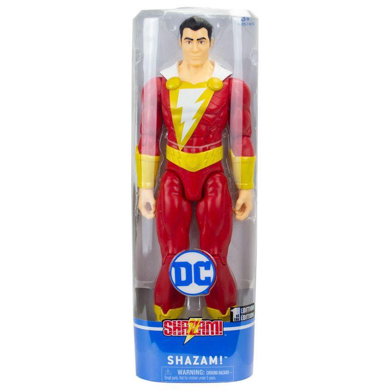 Figura Articulada 29 Cm DC Comics Liga da Justiça - Shazam 2193 Sunny