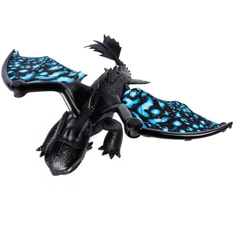 Figura Articulada Como Treinar Seu Dragão 3 Dragão Banguela 1453 Sunny