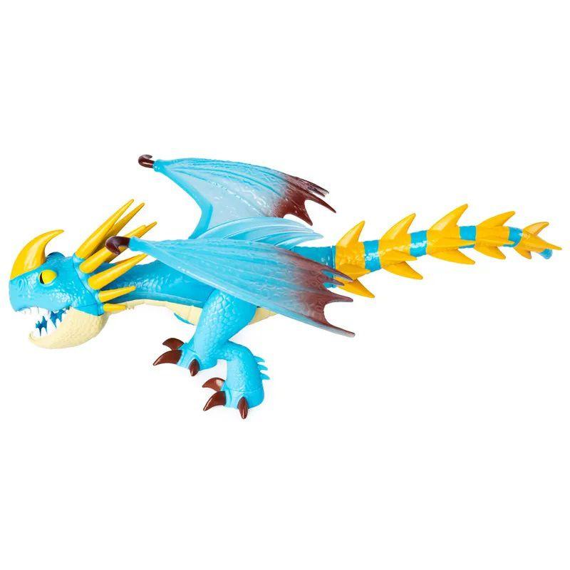Figura Articulada Como Treinar Seu Dragão 3 Stormfly 1453 Sunny