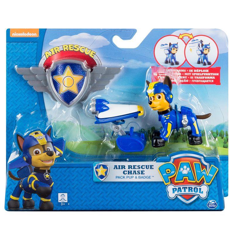 Figura Articulada - Patrulha Canina - Resgate Aéreo Chase 1339 Sunny